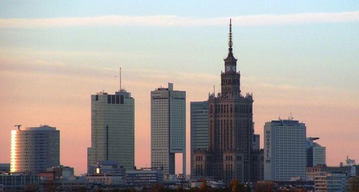 Felieton, Warszawa metropolią Wreszcie! - zdjęcie, fotografia