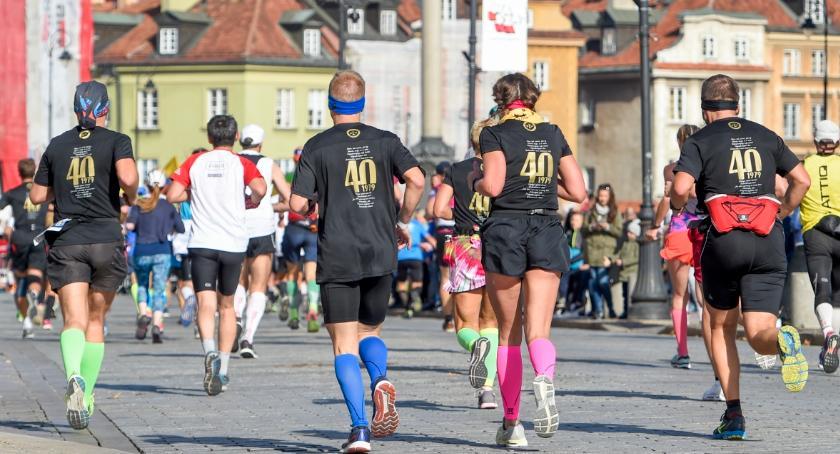 Sport, Zapisz Maraton Warszawski! - zdjęcie, fotografia