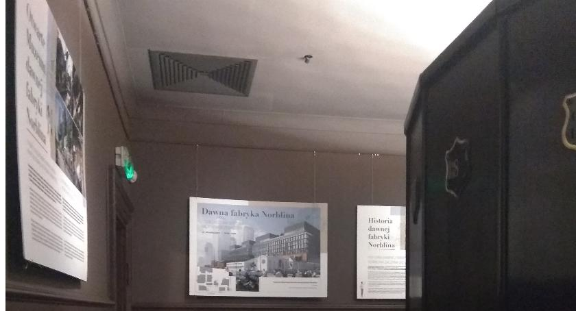 Historia, Wycieczka przemysłowej mapie Warszawy - zdjęcie, fotografia