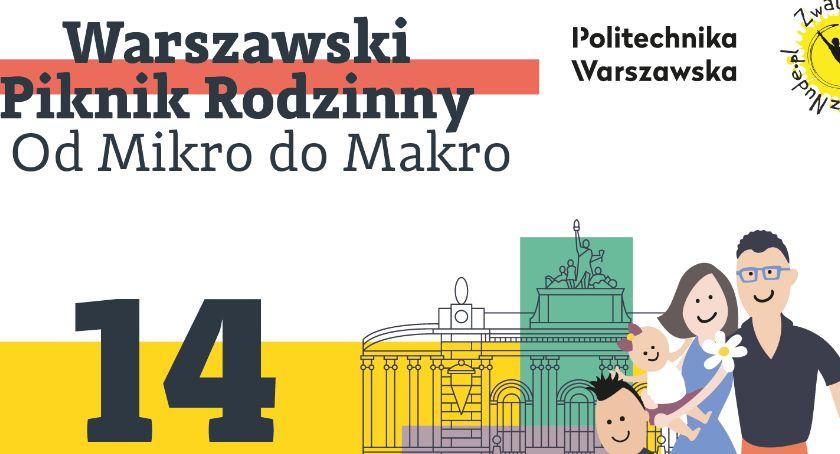 14 kwietnia Warszawski Piknik Rodzinny