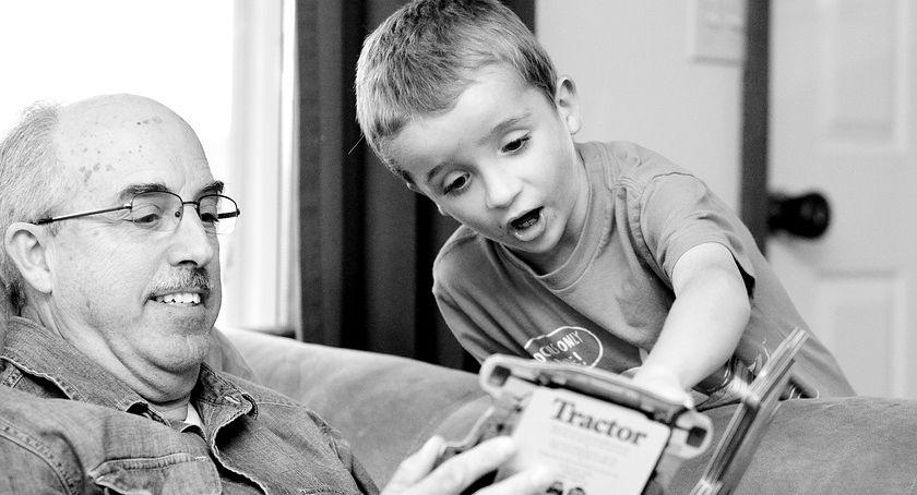 Wydarzenia, Pokażmy wnukom świat - zdjęcie, fotografia