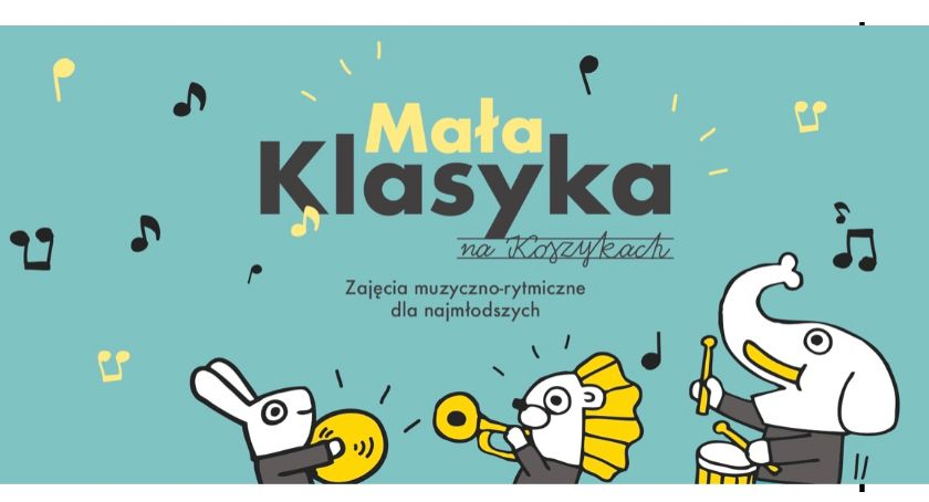 Wydarzenia, Mała klasyka Koszykach pierwsze kroki świecie muzyki - zdjęcie, fotografia
