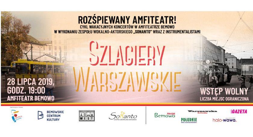 Rozrywka, wakacyjnych koncertów amfiteatrze Bemowo wstęp wolny! - zdjęcie, fotografia