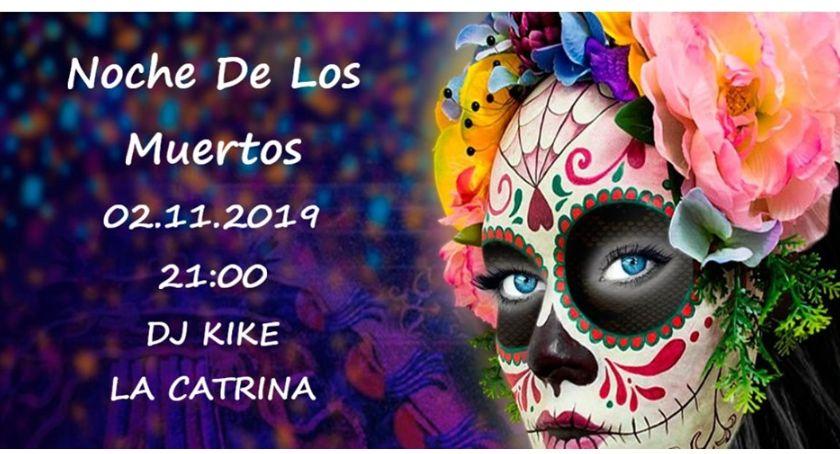 Rozrywka, Impreza Noche Muertos Barze! - zdjęcie, fotografia