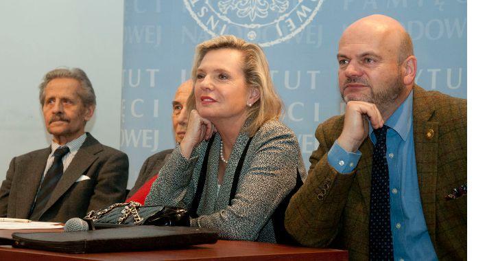 Wydarzenia, Spotkanie Córki Generała Andersa Polskim Towarzystwem Ziemiańskim - zdjęcie, fotografia