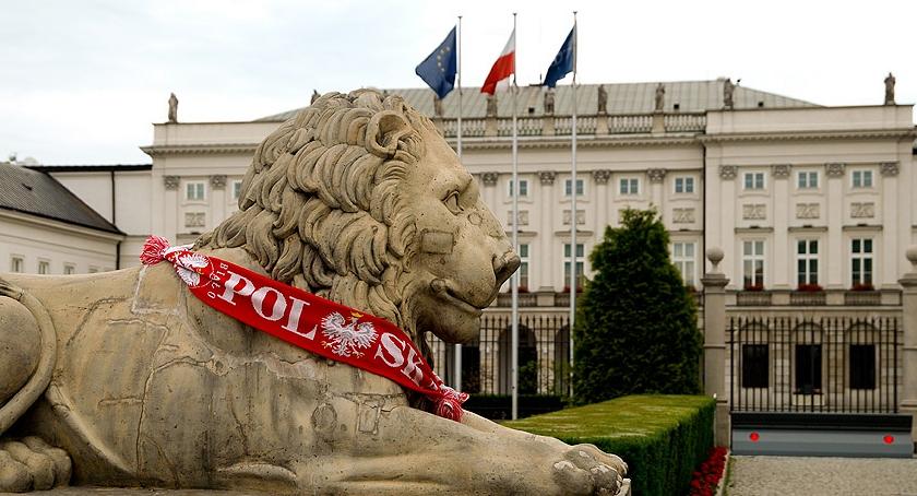 Historia, Krakowskie Przedmieście skończony twór - zdjęcie, fotografia