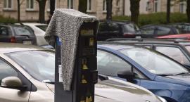 Akcja ocieplania parkomatów