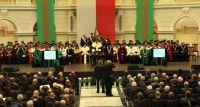 Inauguracja roku akademickiego 2015/2016 Politechniki Warszawskiej