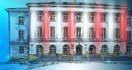 Już 22 lutego Urząd Dzielnicy Śródmieście w biało czerwonych barwach