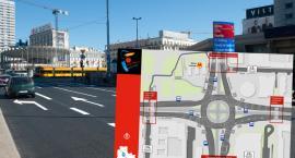 Przejścia dla pieszych na Rondzie Dmowskiego już wkrótce