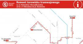 Remont na ul. Puławskiej