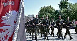 Zaprzysiężenie nowych żołnierzy