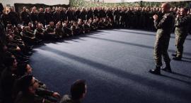 Spotkanie żołnierzy z Szefem Sztabu Generalnego