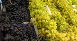 Nietypowe danie z winogronami