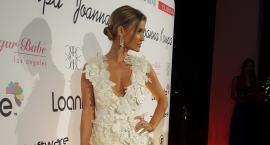 Joanna Krupa na bankiecie charytatywnym