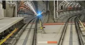 Tunel metra okiem maszynisty