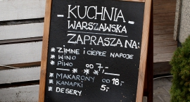Warszawska kuchnia?