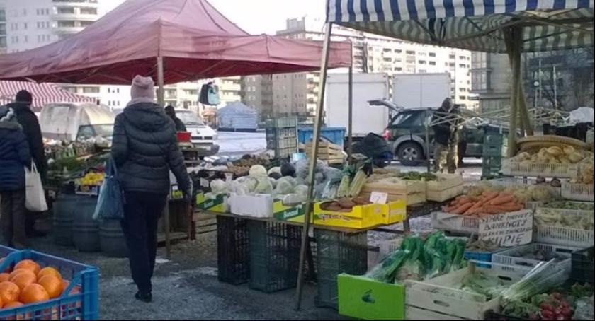 Interwencje, lokalizacja Bazarku Dołku proponowana przez wywołuje protesty - zdjęcie, fotografia