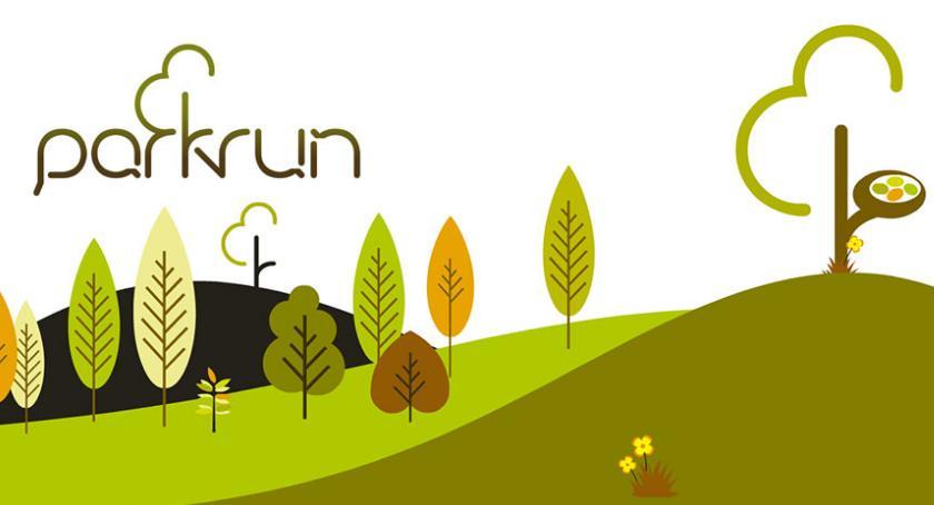 Bieganie, Sport Ursynowie najbardziej! PARKRUN sobotę Parku Bażantarni - zdjęcie, fotografia