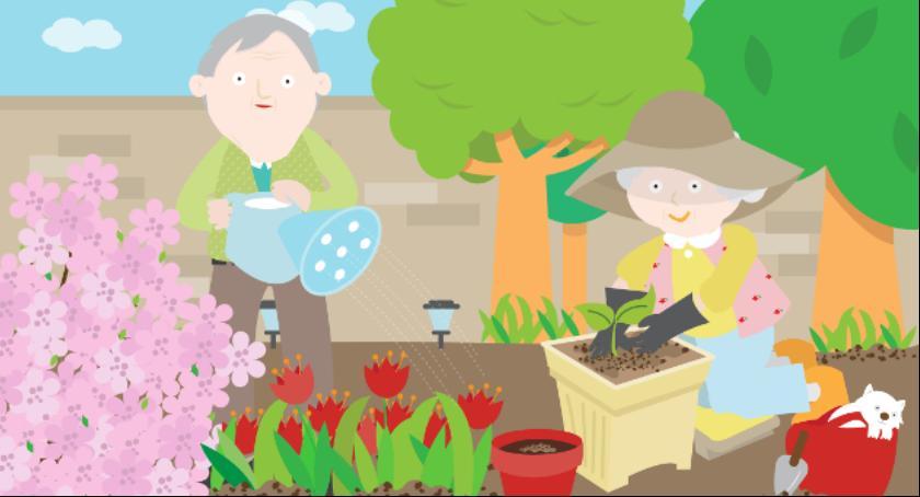 Zieleń, Stwórzmy razem wiosenny ogród podczas Tulipanowego Pikniku - zdjęcie, fotografia