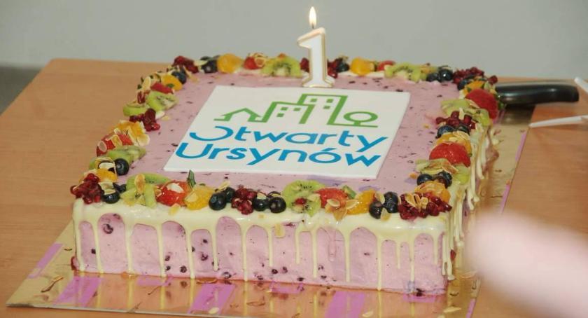 NGO, urodziny Otwartego Ursynowa - zdjęcie, fotografia