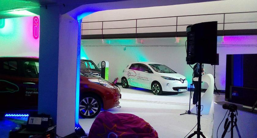 Pierwszy e-Car Sharing w Warszawie