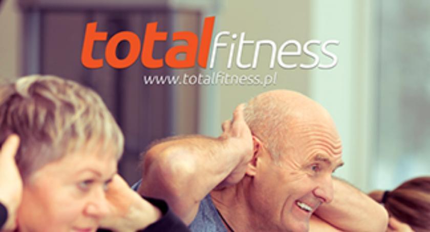 Handel i usługi, Total Fitness Ursynów najbardziej przyjazny seniorom - zdjęcie, fotografia