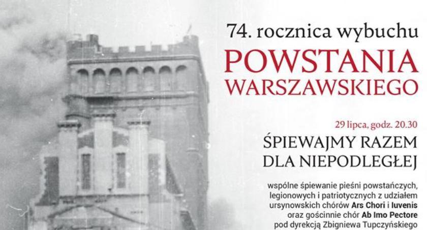Historia, rocznica powstania warszawskiego [PROGRAM UROCZYSTOŚCI] - zdjęcie, fotografia
