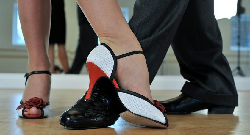 Taniec, Argentyńskie tango seniorów Ursynowie - zdjęcie, fotografia