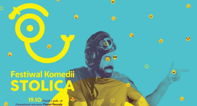 Teatr, Festiwal Komedii Stolica - zdjęcie, fotografia