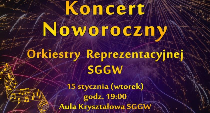 Koncerty, Koncert Noworoczny - zdjęcie, fotografia