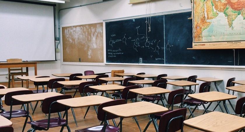 Szkoły, Ursynowie otwarte szkołach podstawowych odbędą sięw lutym - zdjęcie, fotografia