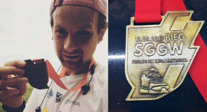 Bieganie, warto biegać przeczytacie krótkim wywiadzie Mateuszem Filipkiem - zdjęcie, fotografia