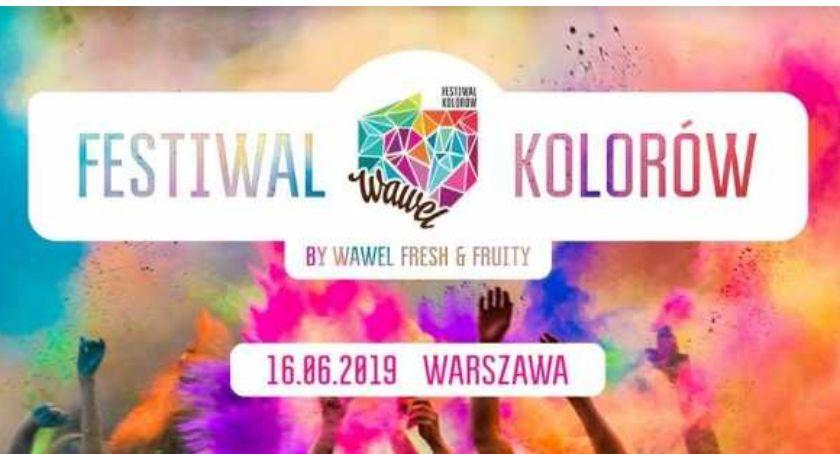 Imprezy, Festiwal Kolorów dzisiaj! - zdjęcie, fotografia