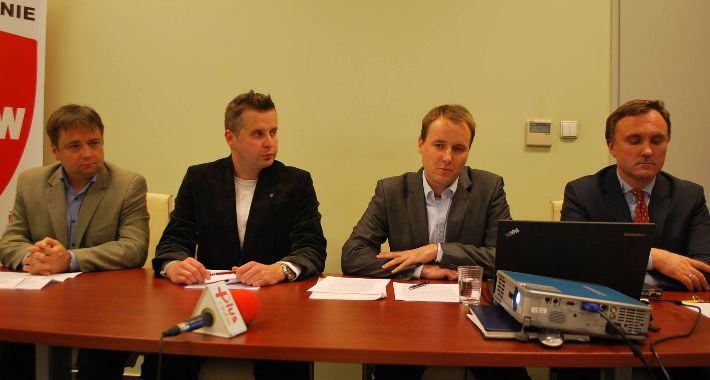 NGO, Zespół Budżetu Partycypacyjnego pełnym składzie - zdjęcie, fotografia
