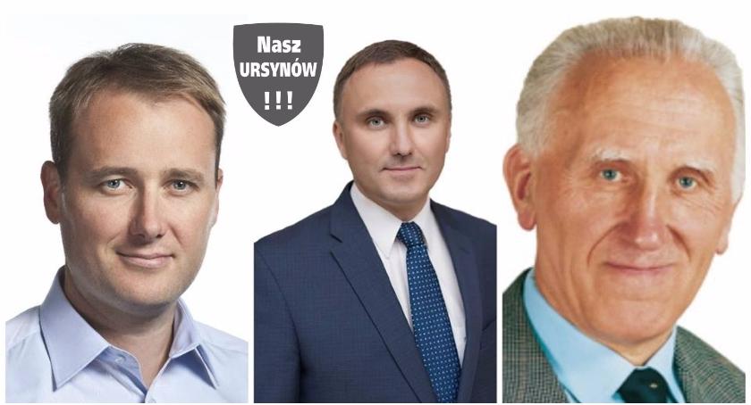 NGO, Podział Naszym Ursynowie stał faktem Skubiszewski Lenarczykowie odchodzą - zdjęcie, fotografia