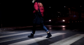 ZDM doświetli na Ursynowie trzy przejścia dla pieszych