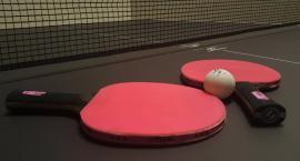 Otwarty turniej tenisa stołowego w Powsinie
