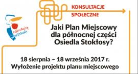 Zaproszenie do dyskusji publicznej na temat planu miejscowego Osiedla Stokłosy