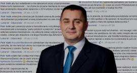 Czy burmistrz Ursynowa pod zmienionym profilem wdaje się w dyskusje na portalach społecznościowych?