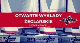Kolejne z cyklu, otwarte wykłady żeglarskie #SZTORMPLACE