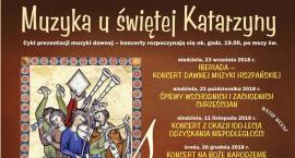 Muzyka u świętej Katarzyny