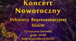 SGGW, Koncert Noworoczny