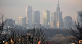 Uwaga na smog w Warszawie!