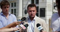 Piotr Guział walczy o mandat senatora