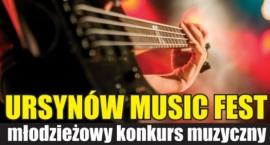 URSYNÓW MUSIC FEST – młodzieżowy konkurs muzyczny