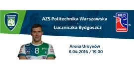Wygraj bilety na mecz AZS Politechnika Warszawska - Łuczniczka Bydgoszcz