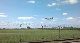Wzmożony ruch lotniczy nad Ursynowem