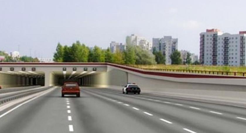 Inwestycje, pierwsze pozwolenie budowę Południowej Obwodnicy Warszawy - zdjęcie, fotografia