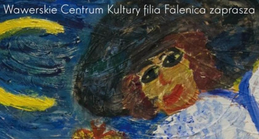 Wystawy, Falenica zaprasza niedzielę wystawę malarstwa wieczór poezji - zdjęcie, fotografia